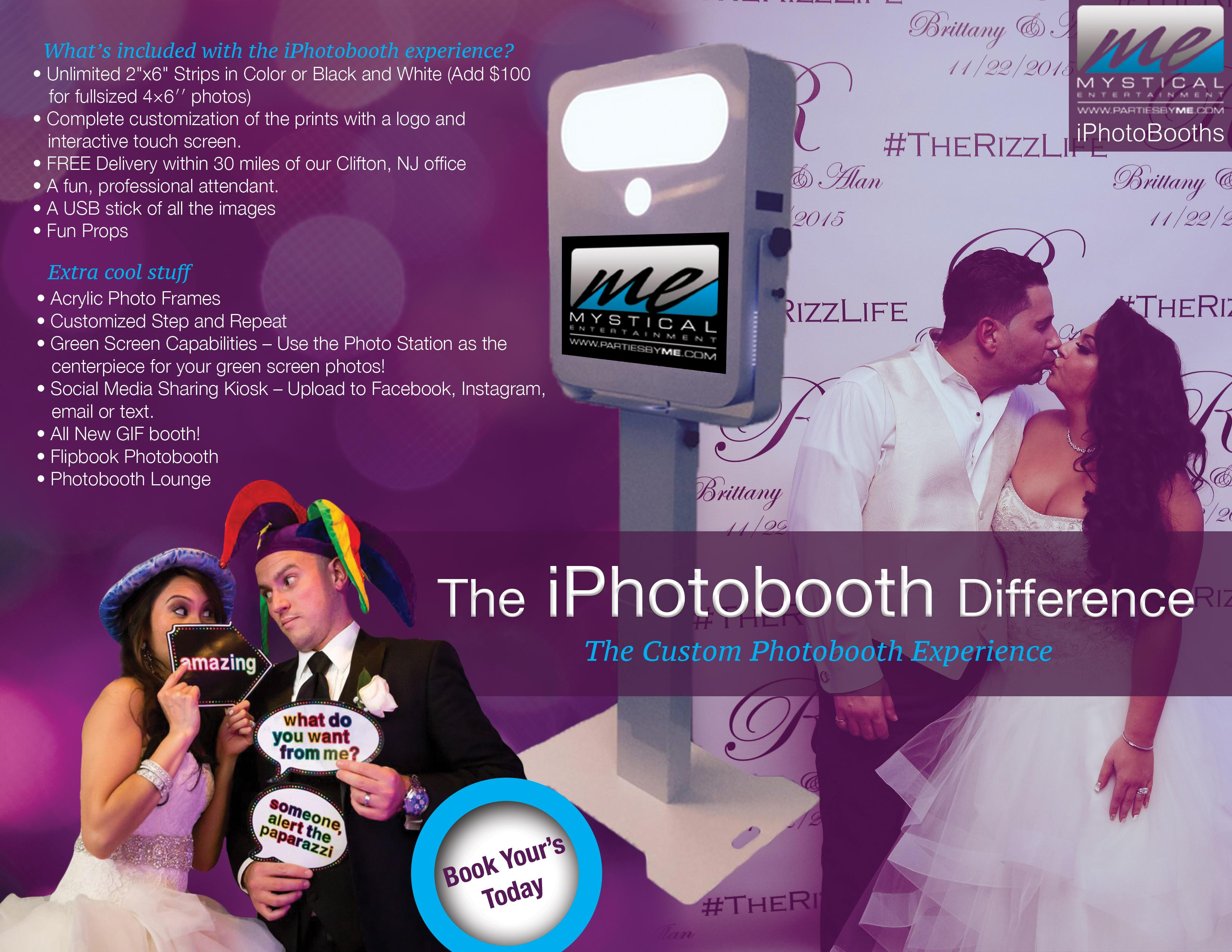 Mystical Entertainment photobooth rentals