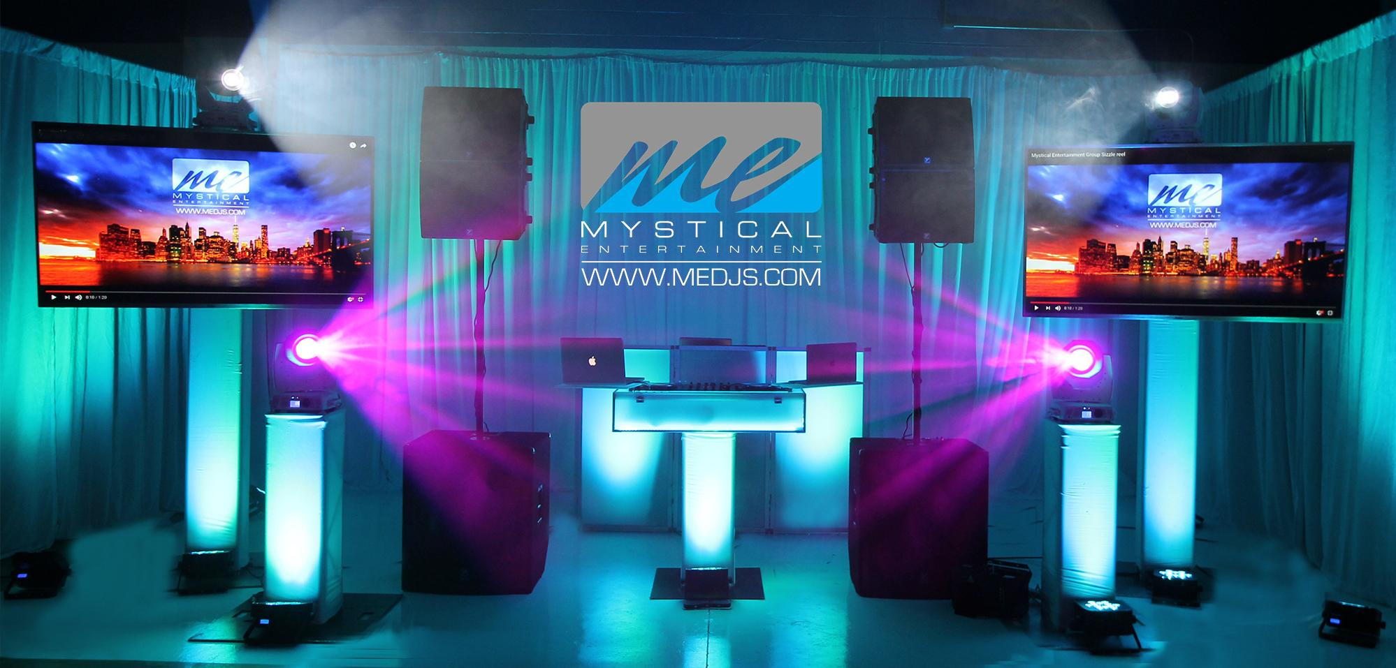 mystical entertainment group nj dj premier package