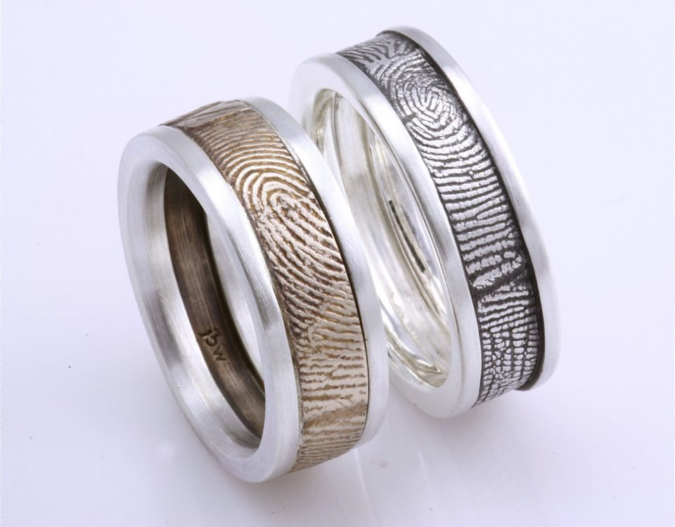 Alternative Wedding Bands