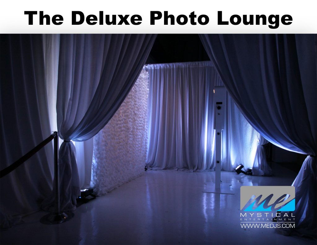 Lounge Photobooth rentals in nj ny ct