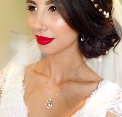 wedding lipstick