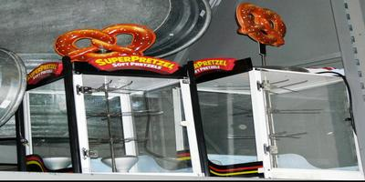 Pretzel Machine Rentals