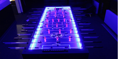 giant fooseball table rentals nj nyc ct