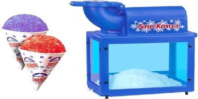 snow-cone-machine rental