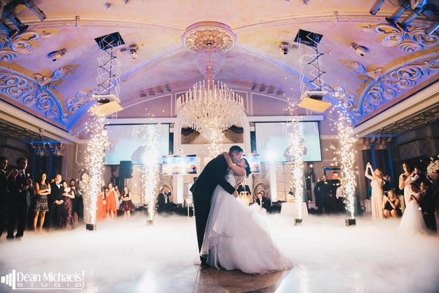 Jennifer Conte and Nick Ferrara's Wedding August 5, 2017 The Venetian Garfield, NJ