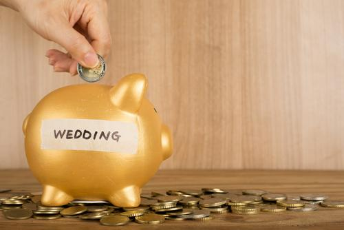 wedding saving