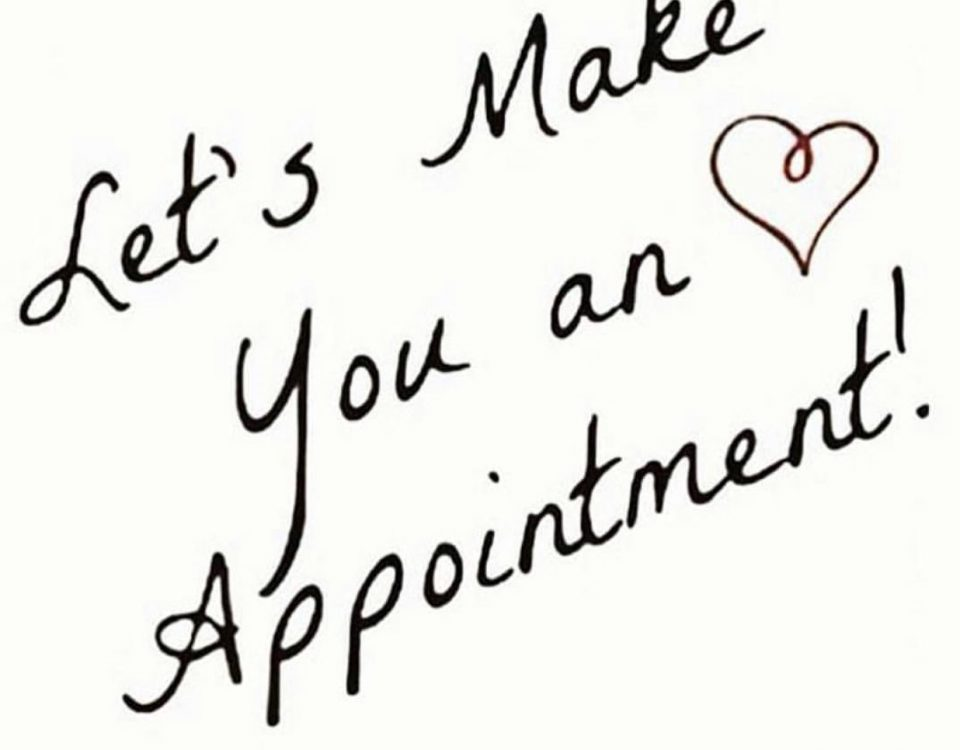 Beauty Appointments