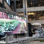 led video wall rentals