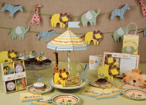 Animal Baby Shower