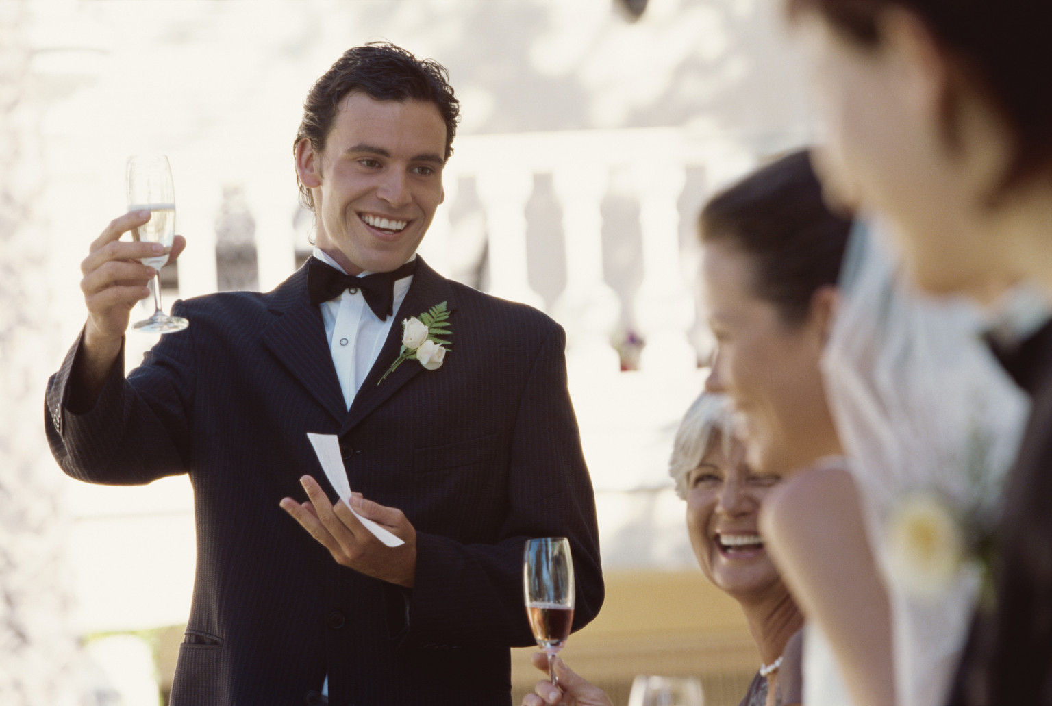 Best Man Speech Tips & Tricks