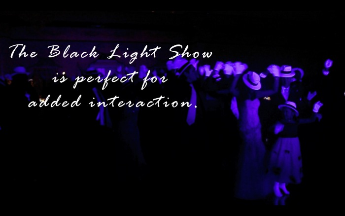 Black Light Show