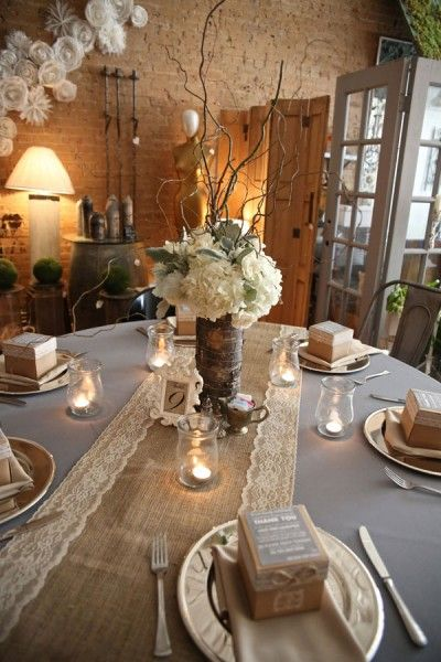 burlap-table-runners-wedding-decor