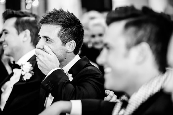 Favorite Wedding Moments From Grooms